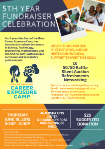 EOTRCareerCampFundraiser