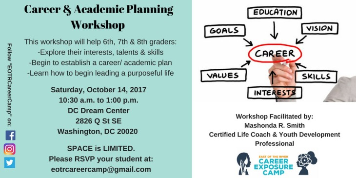 EOTRCEC Career & Academic Workshop